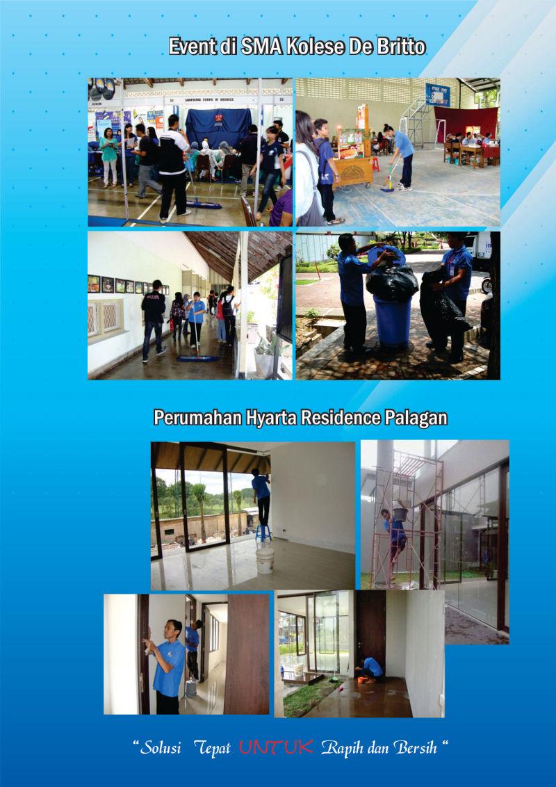 Perumahan Hyarta Residence & Event SMA Debrito