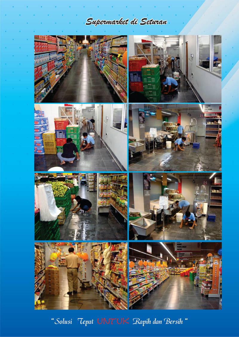 Supermarket di Seturan Yogyakarta