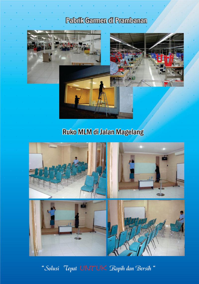 Pabrik Garmen & Ruko Magelang